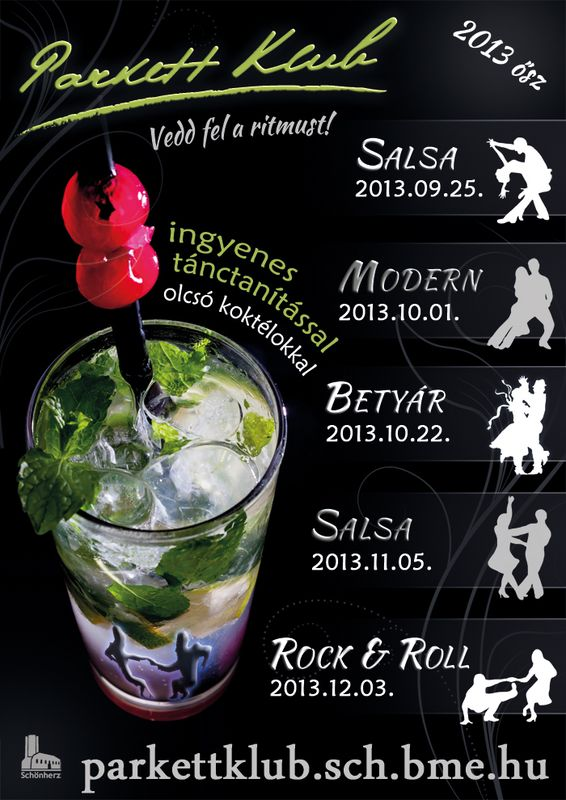 2013.11.05. Salsa Party