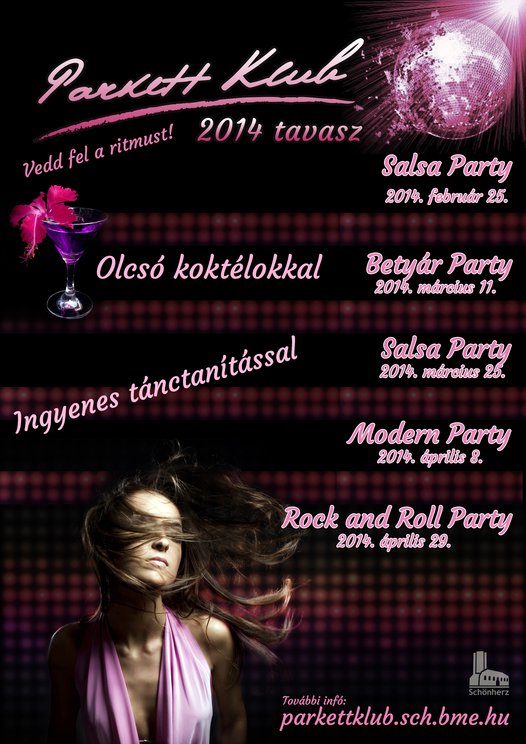 2014.02.25. Salsa Party